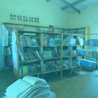 2012-WAM partners with The Minga Foundation to build and stock Kabudula's first library at the secondary school. -