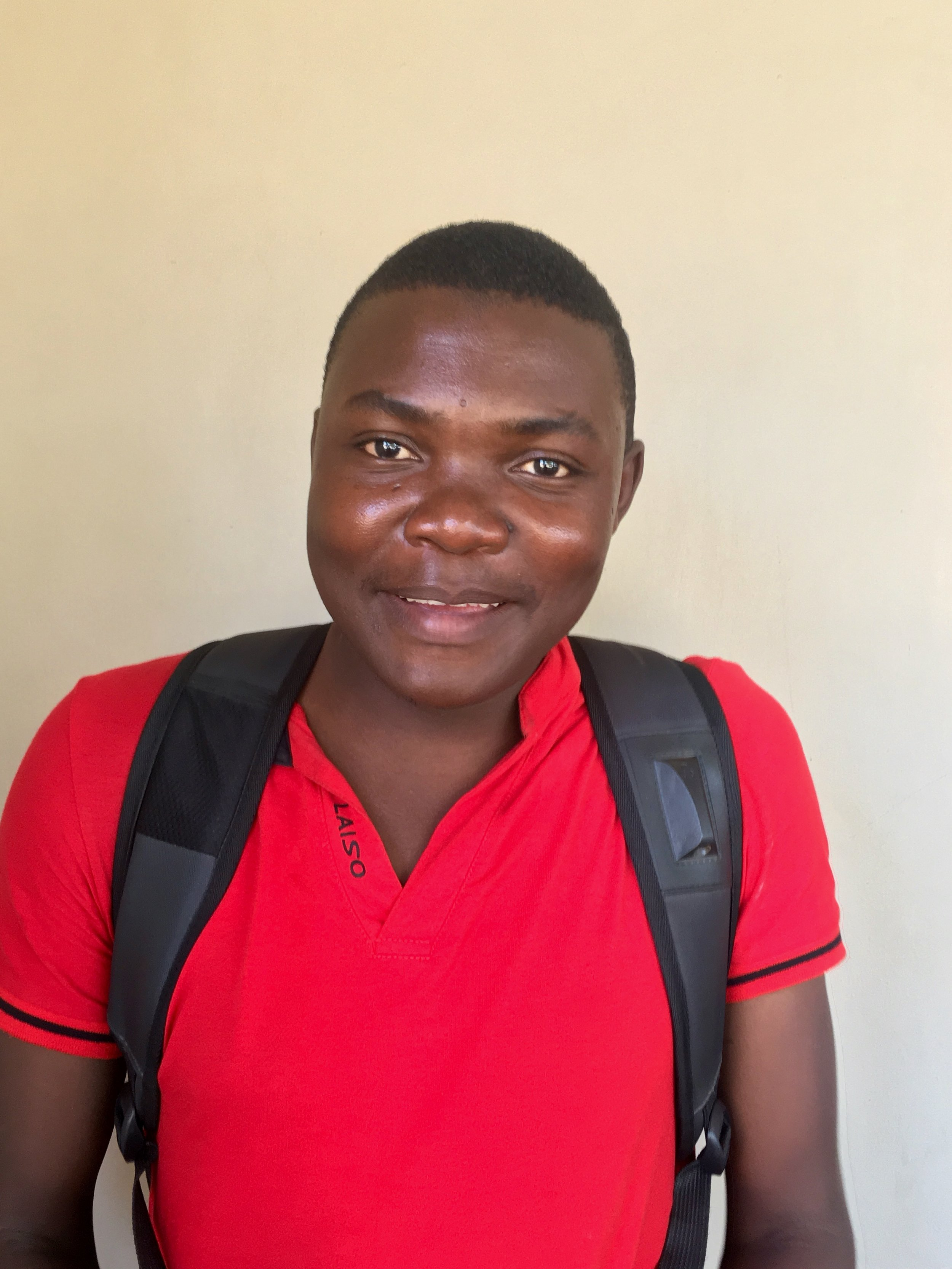 Advemaas Ngambi, Project Coordinator