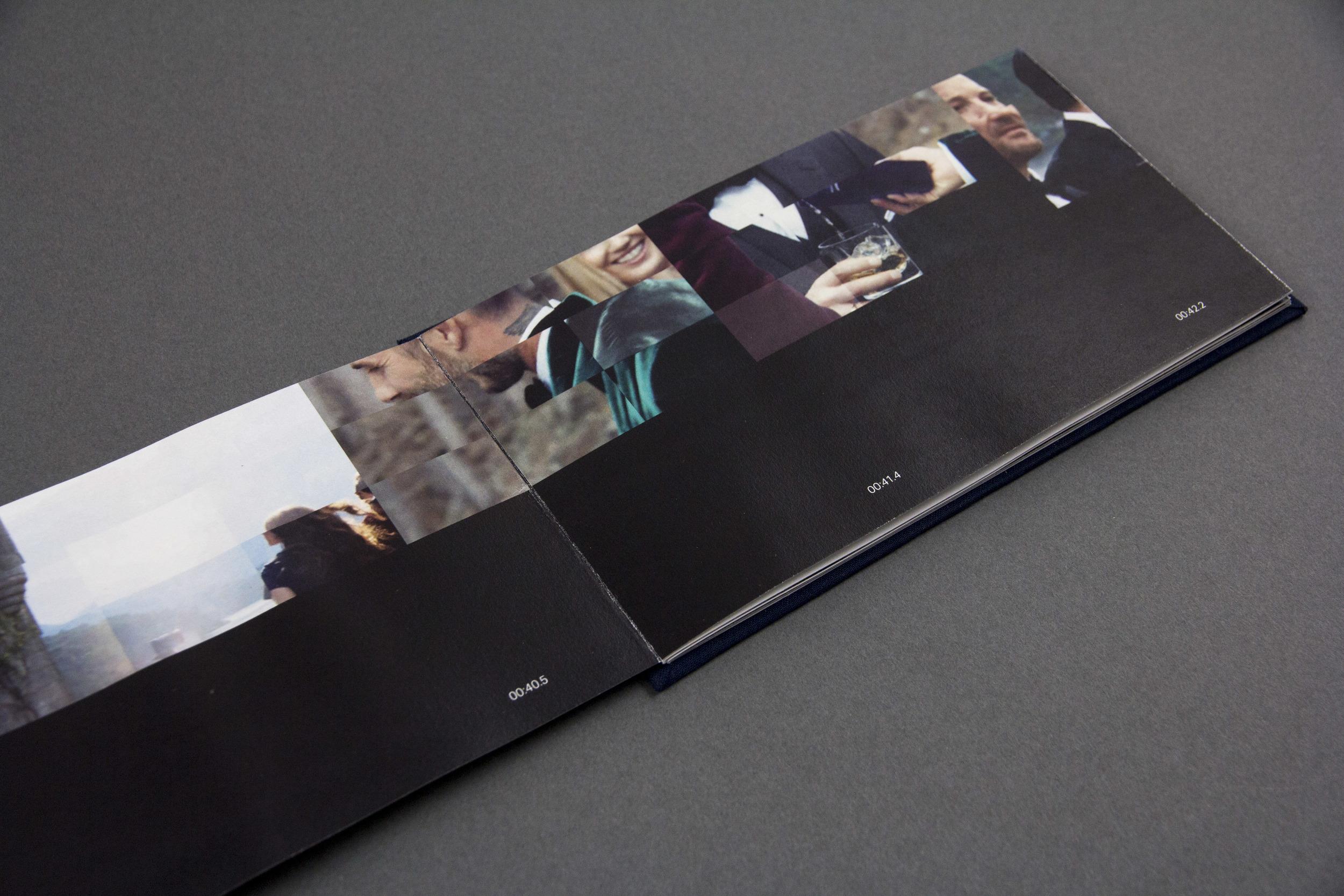 Accordion-fold books