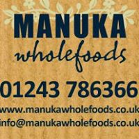Copy of Manuka Wholefoods, Chichester