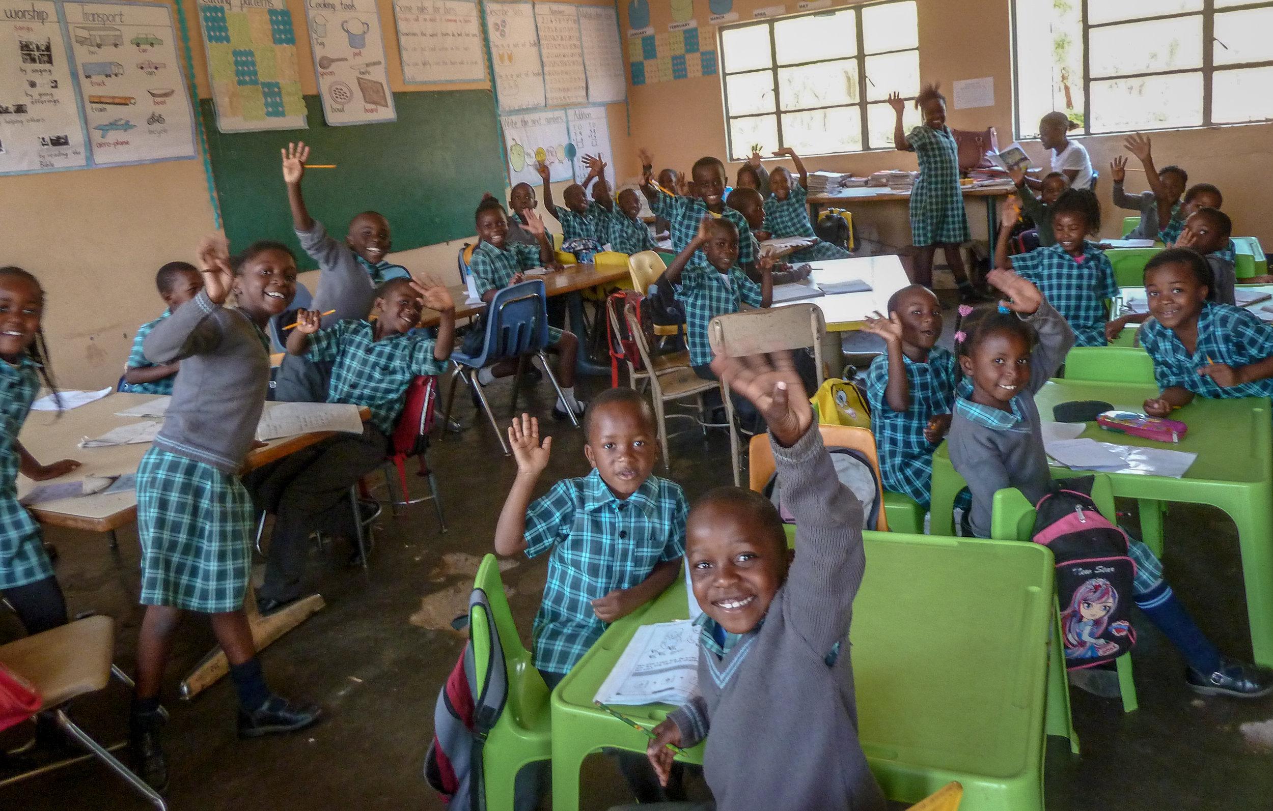 Chishawasha Children's Home of Zambia