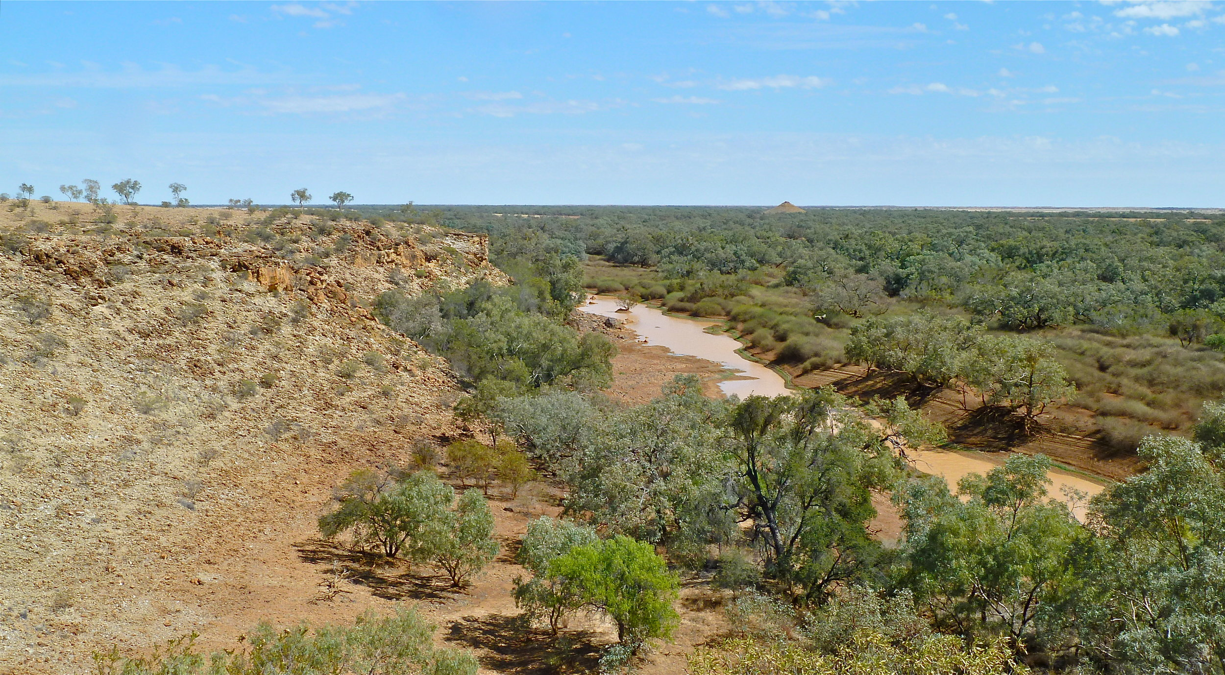 Diamantina National Park,  Channel Country, Western Queensland