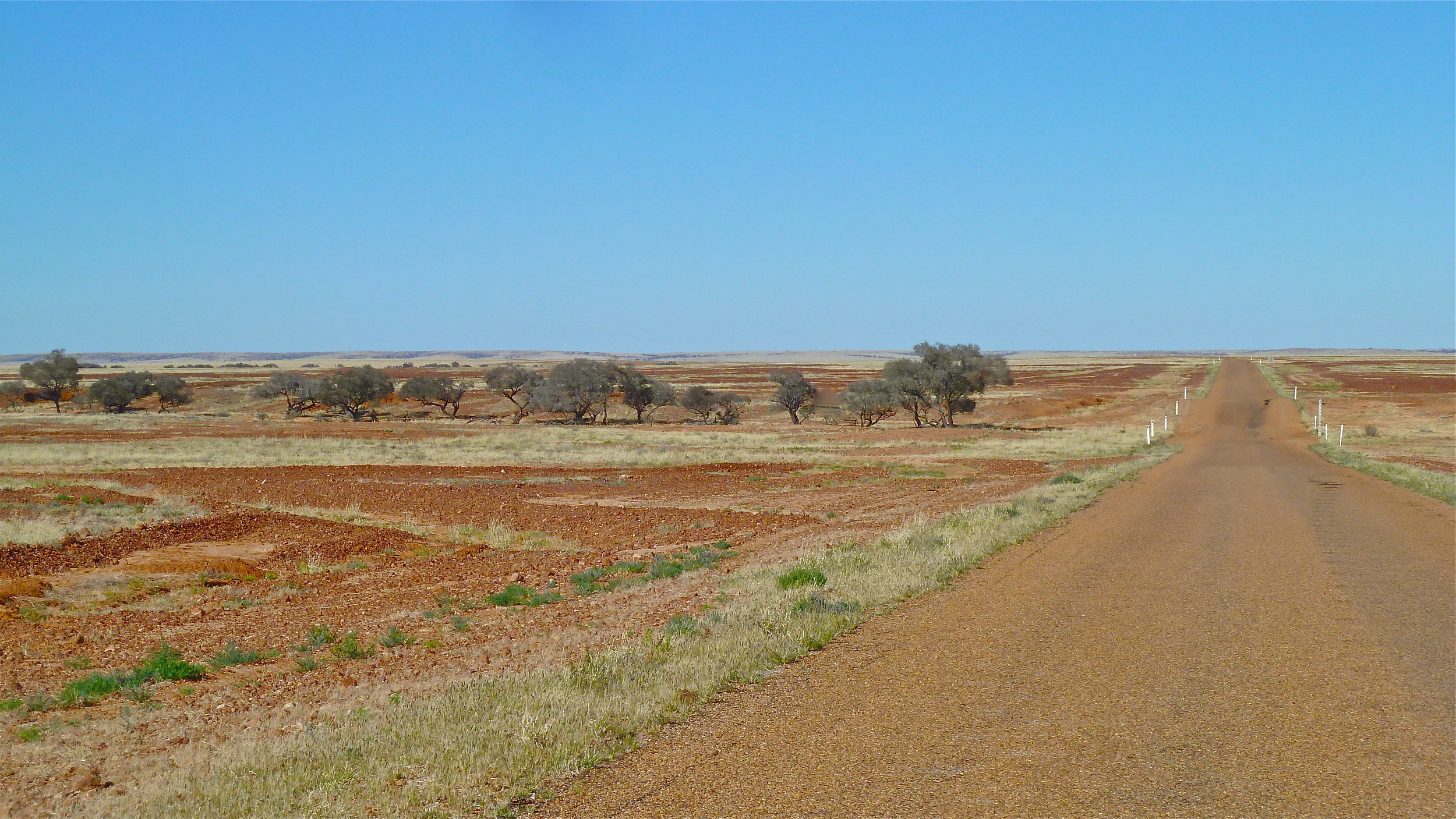 Diamantina Developmental Road, Far Western Queensland