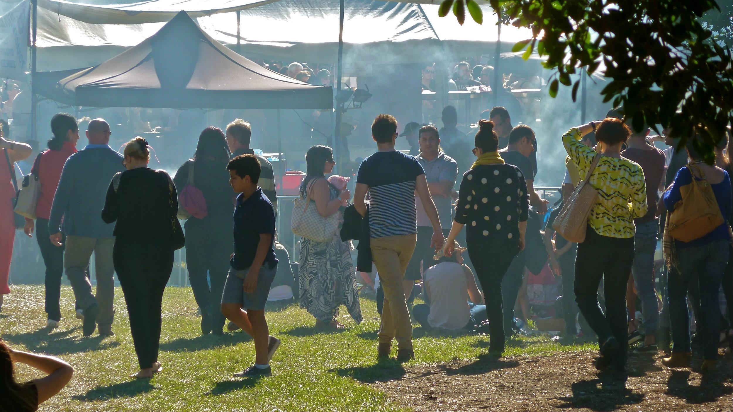 May:  Paniyiri Greek Festival, Brisbane