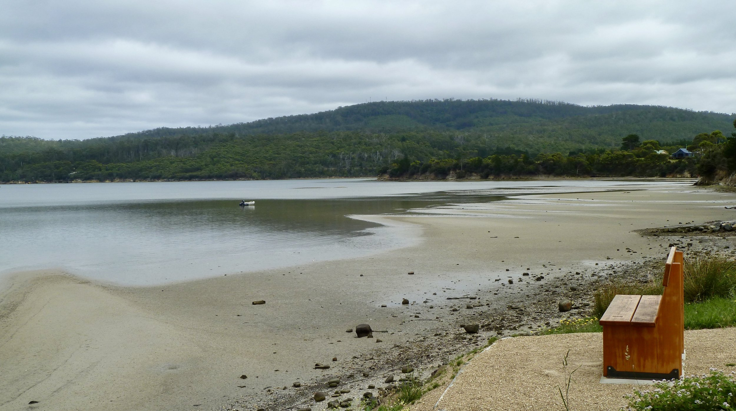 Parsons Bay from Nubeena