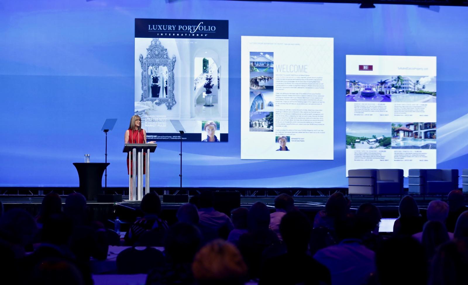 Opening Luxury Portfolio Summit 2017