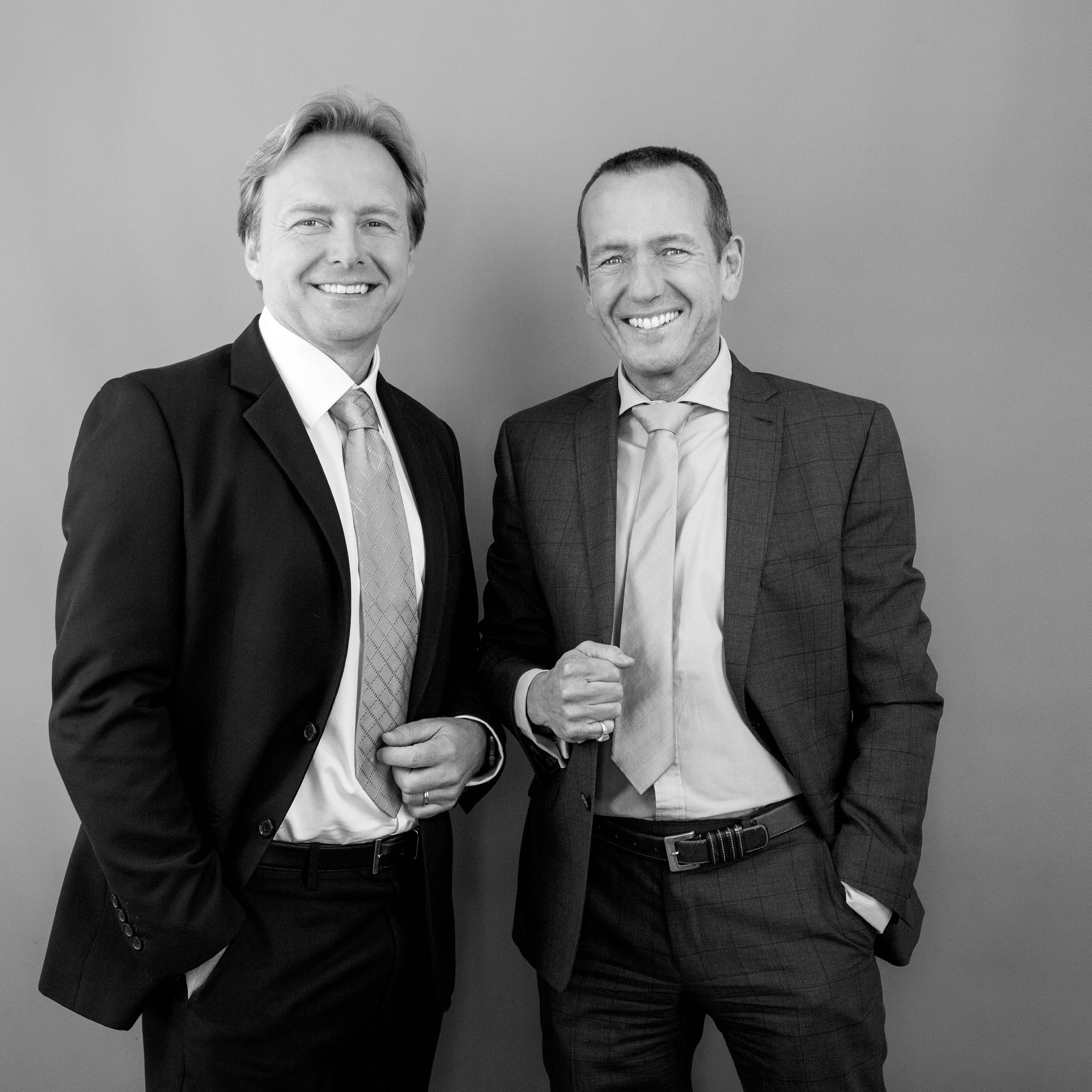 Philipp Peter & Ueli Schnorf / Owner Wetag Consulting