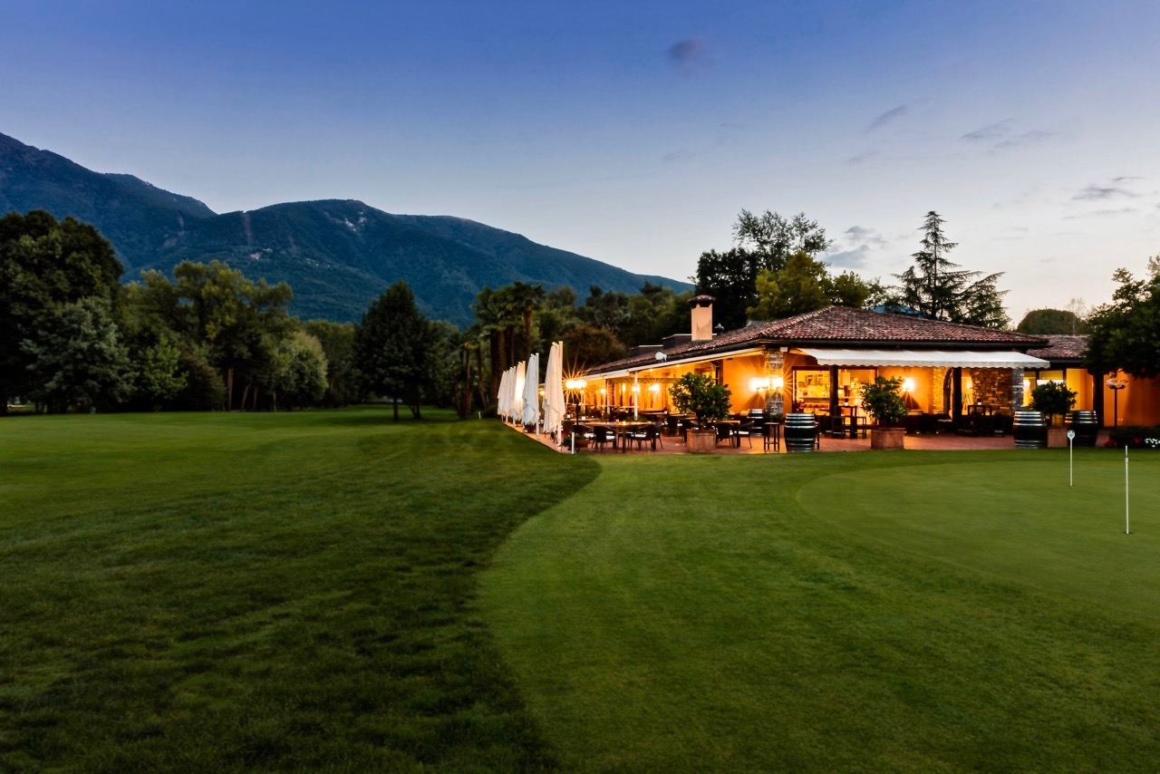 , Restaurant / Golf Club Patriziale Ascona