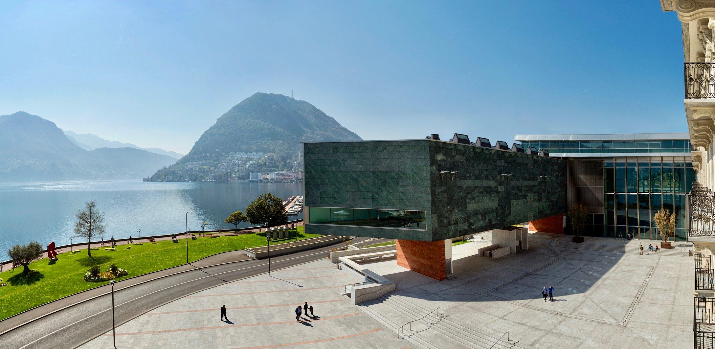 LAC - Lugano Arte e Cultura
