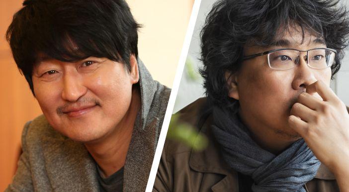 Boon-ho Bong and Kang-ho Song