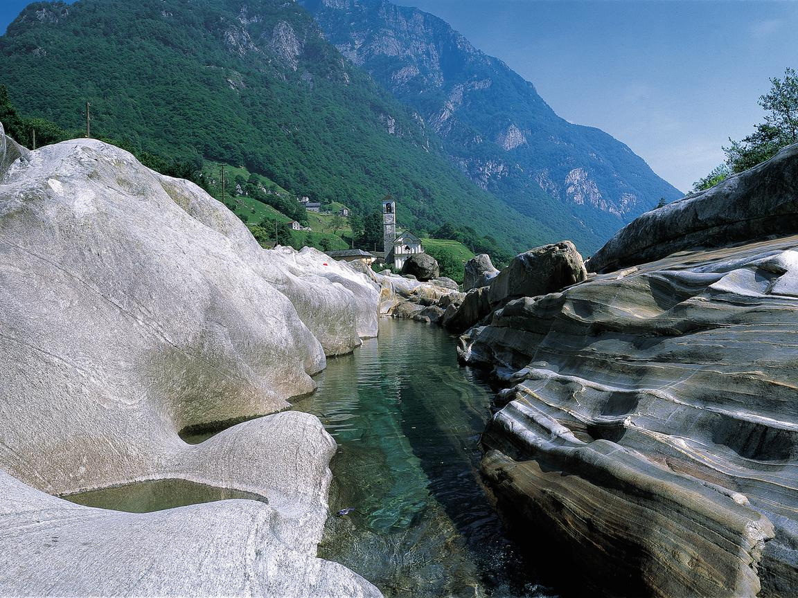 Lavertezzo - Valle Verzasca