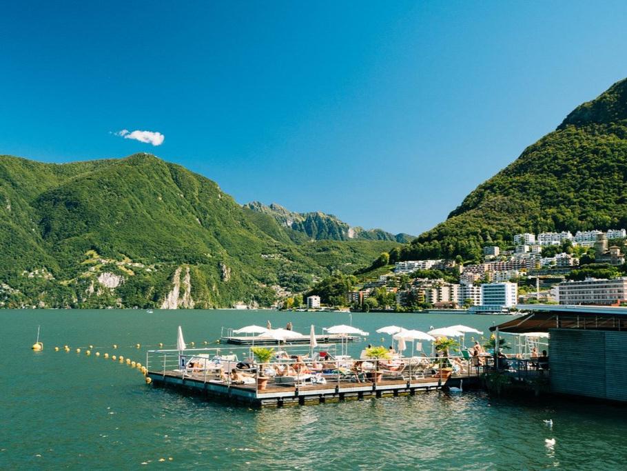 Lido Riva Caccia - Lugano