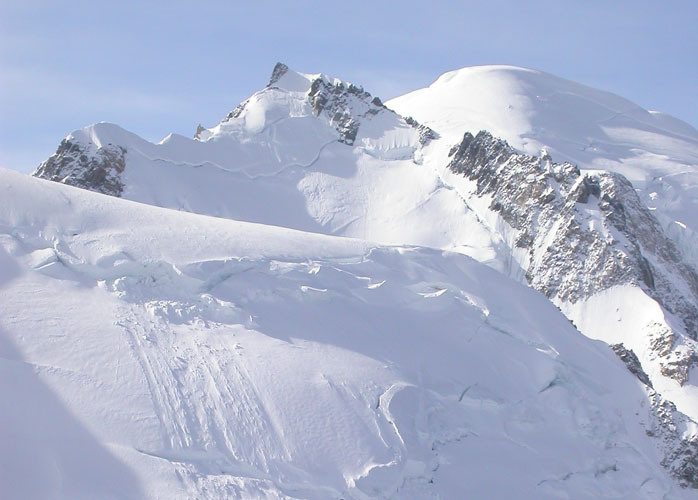 Climbing Mont Blanc 6 days
