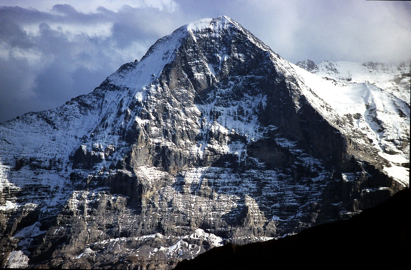 Climbing the Eiger - 6 days