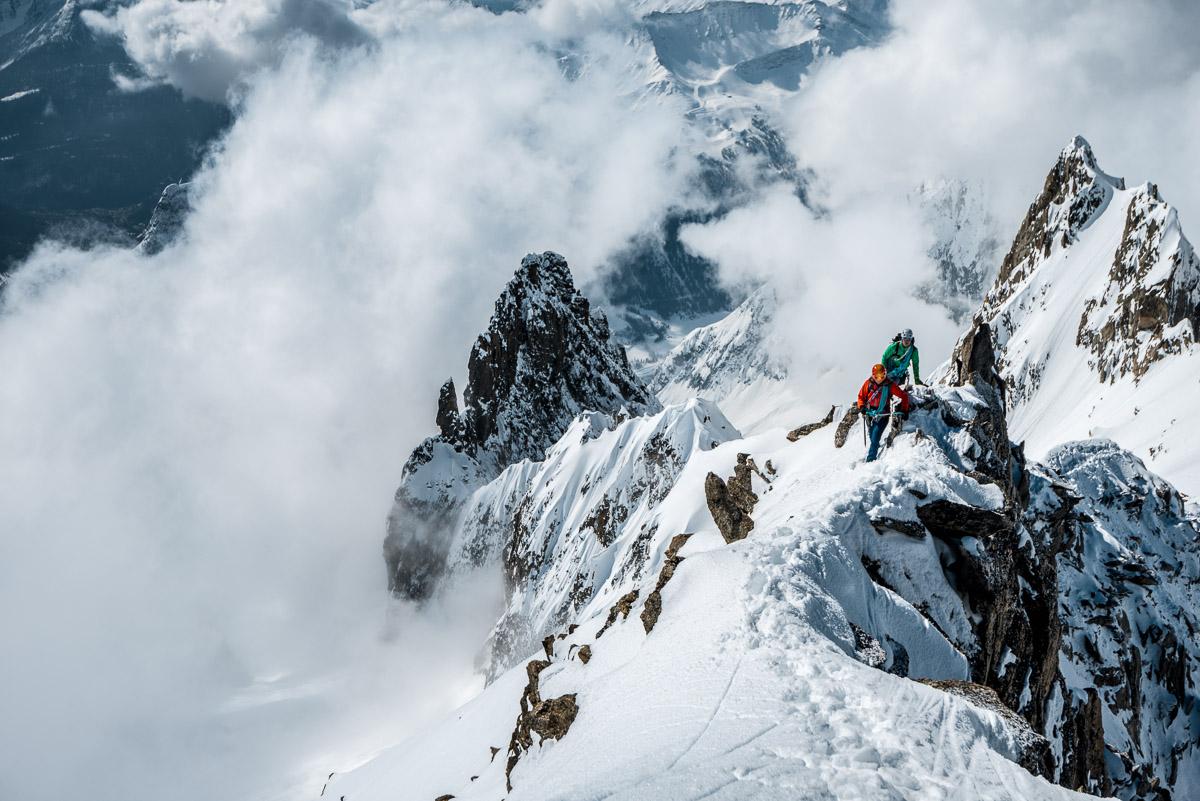 Mont Blanc - Matterhorn - Eiger