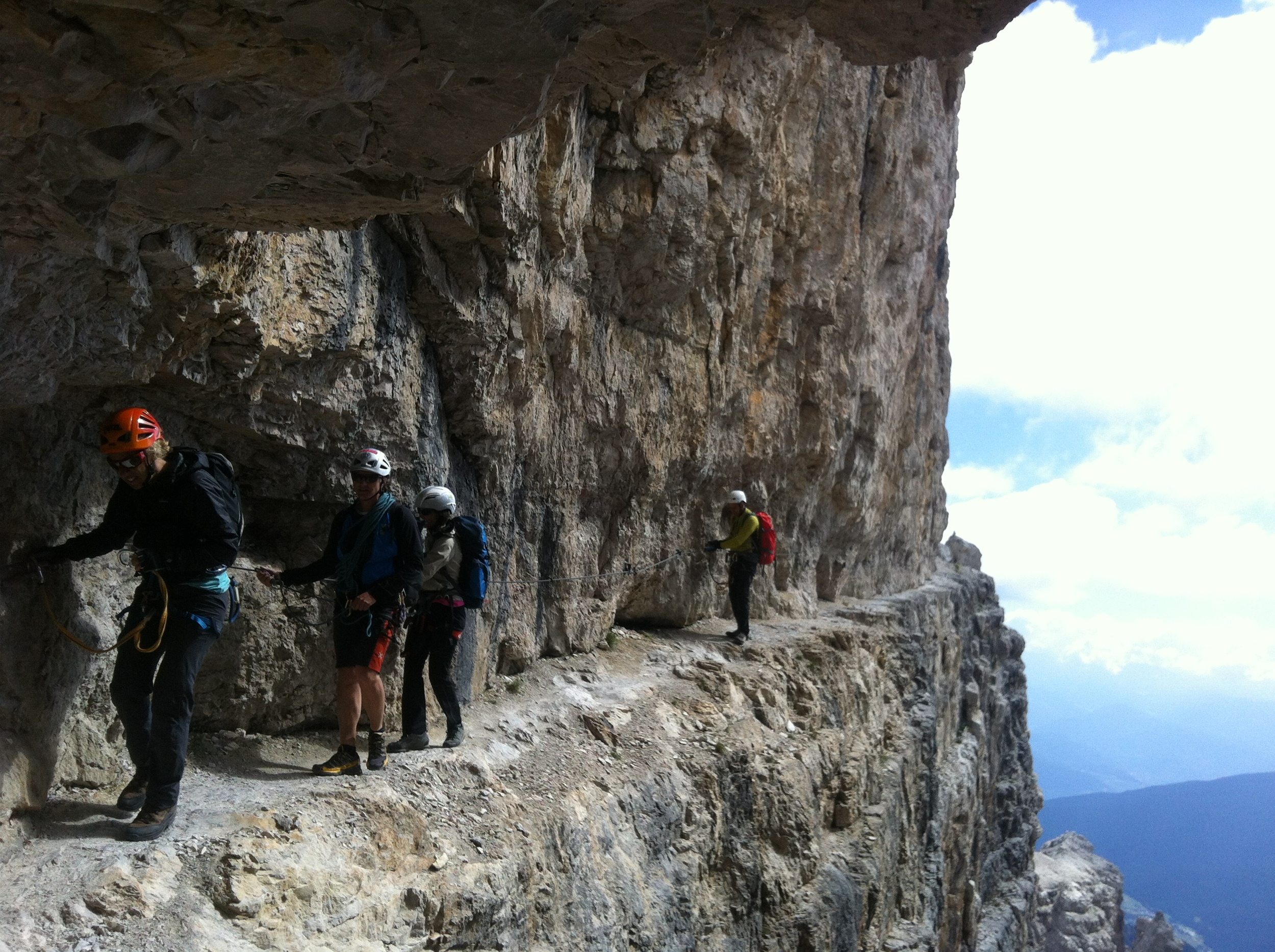 Via Ferrata - day trips and tours