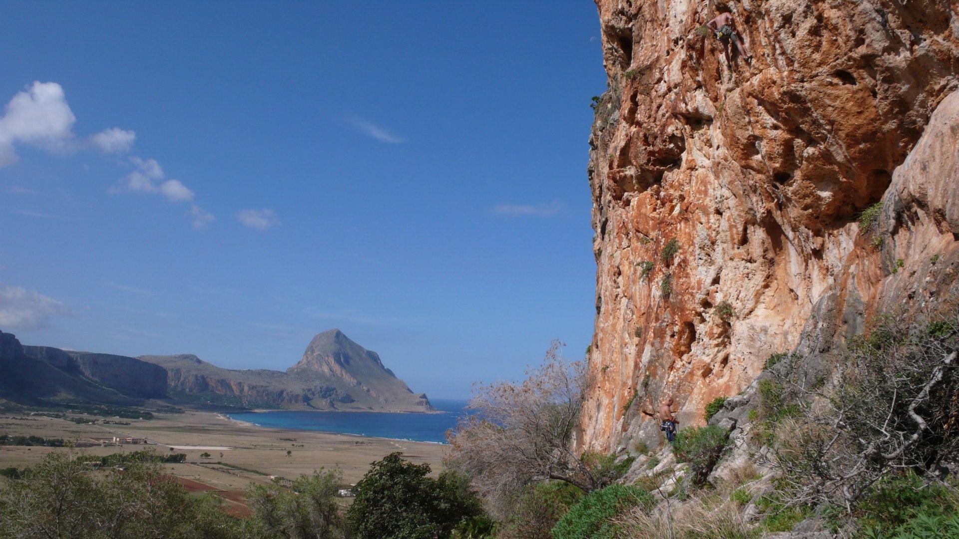rock climbing trips