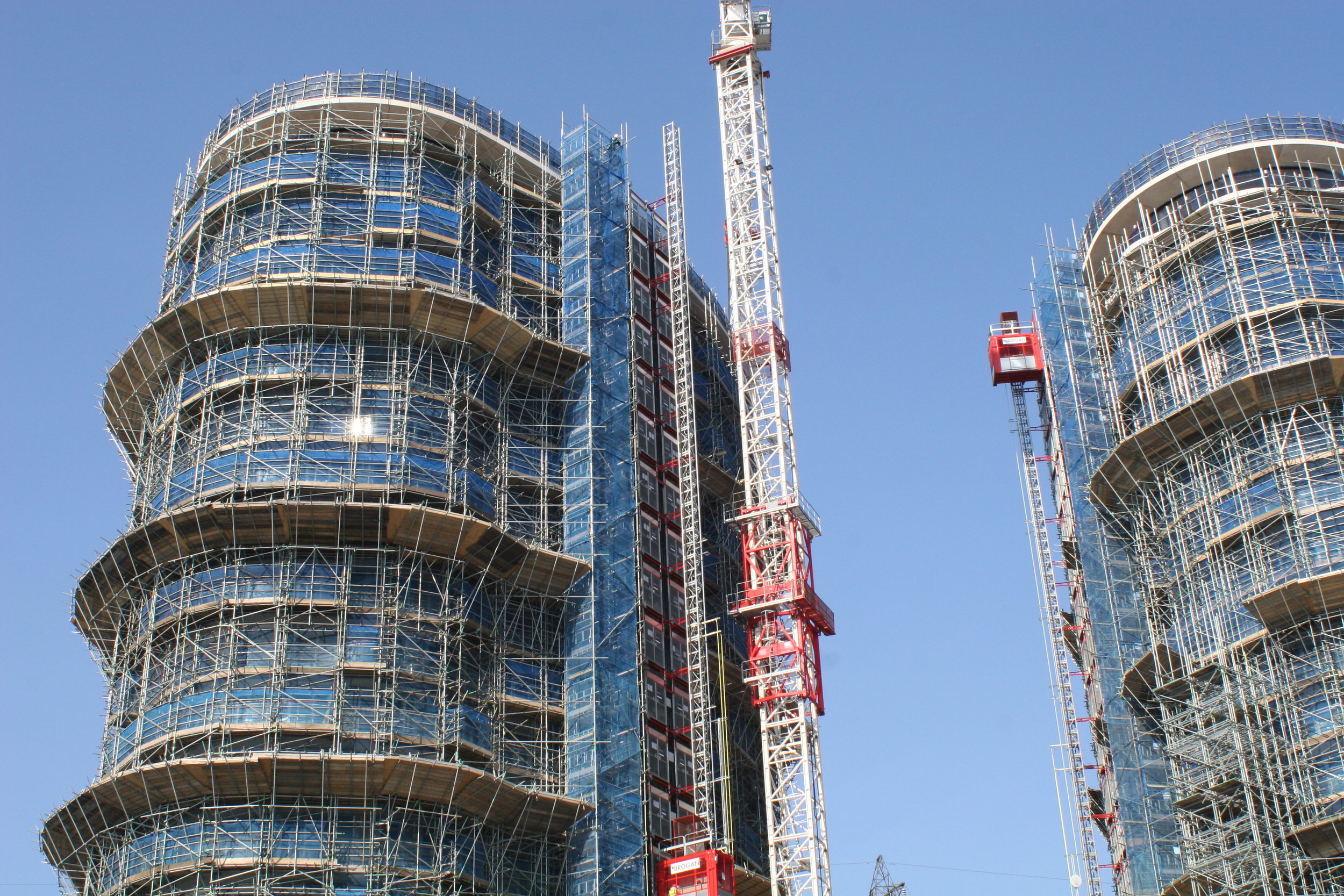 """Hoola Residential<a href=""""/hoola-london-access-and-protection-scaffold"""">→</a><strong>Access & protection</strong>"""