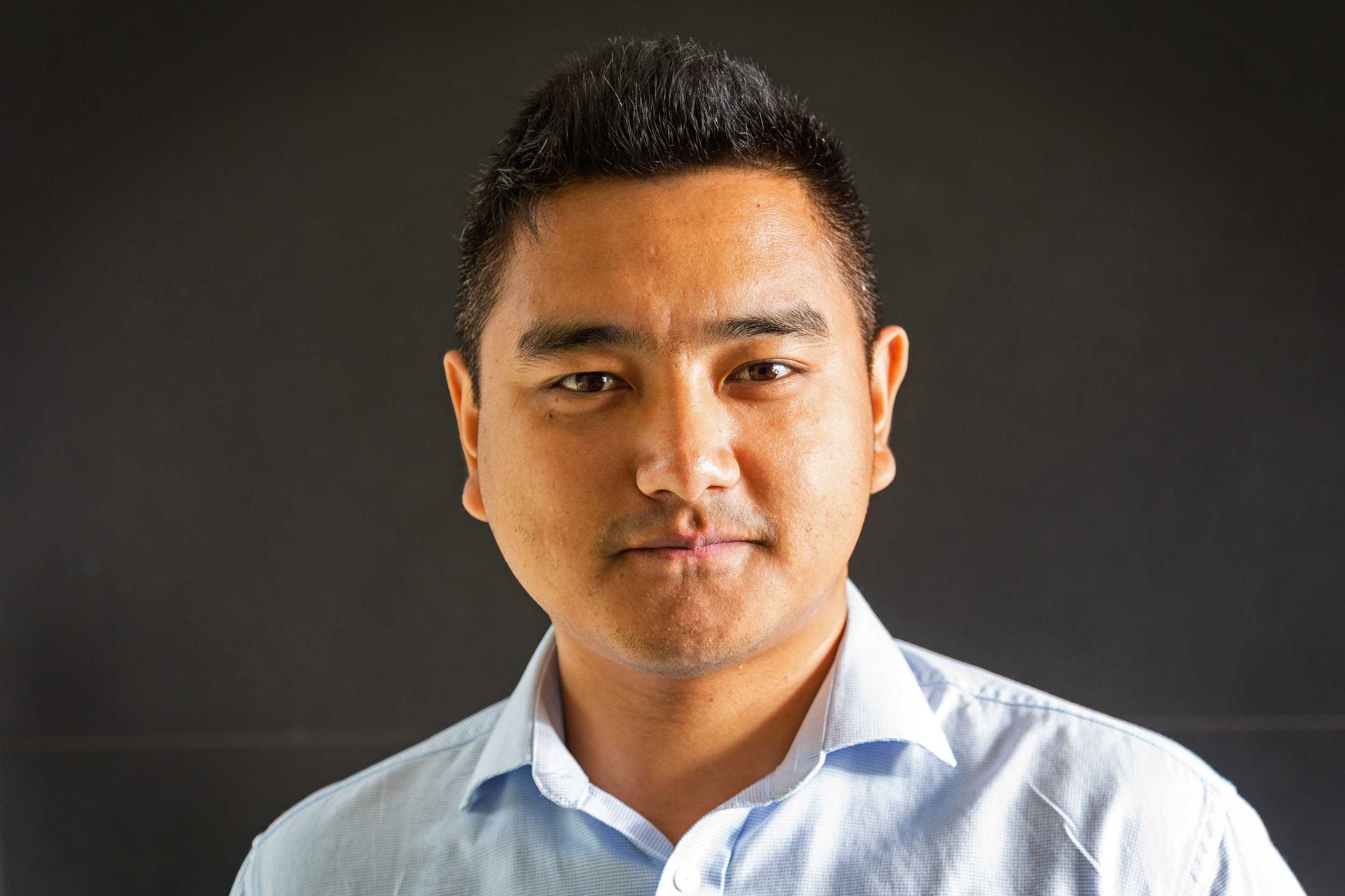"Niraj Gurung<a href=""/niraj-gurung"">→</a><strong>Engineer, London</strong>"