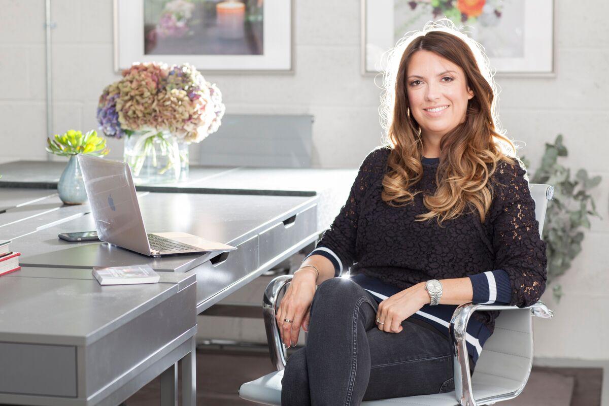 Charlotte Wood | Founder & Floral Designer, Wild Wood London