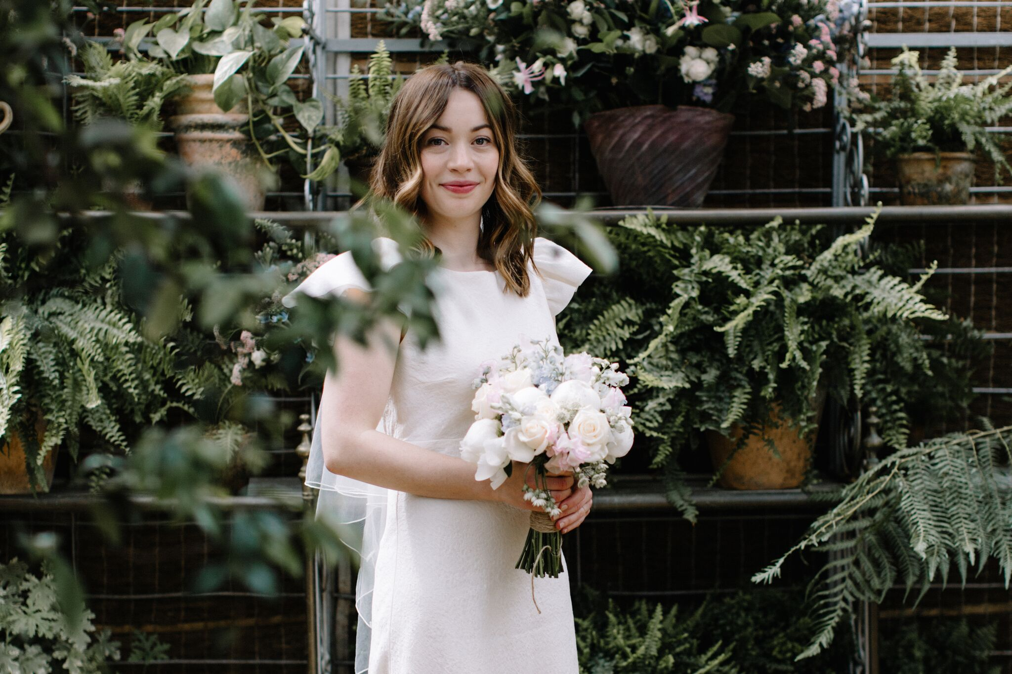 Charlotte's flair has found favour amongst brides across the UK