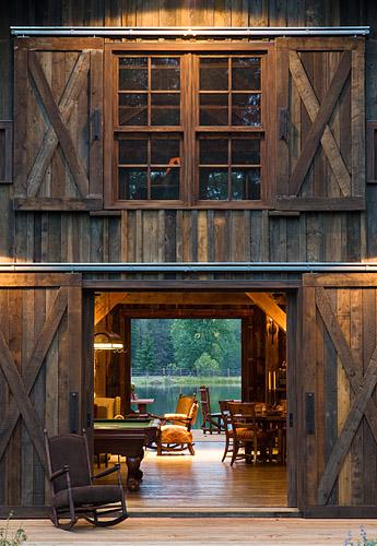 Triple C Lodge Rec Barn