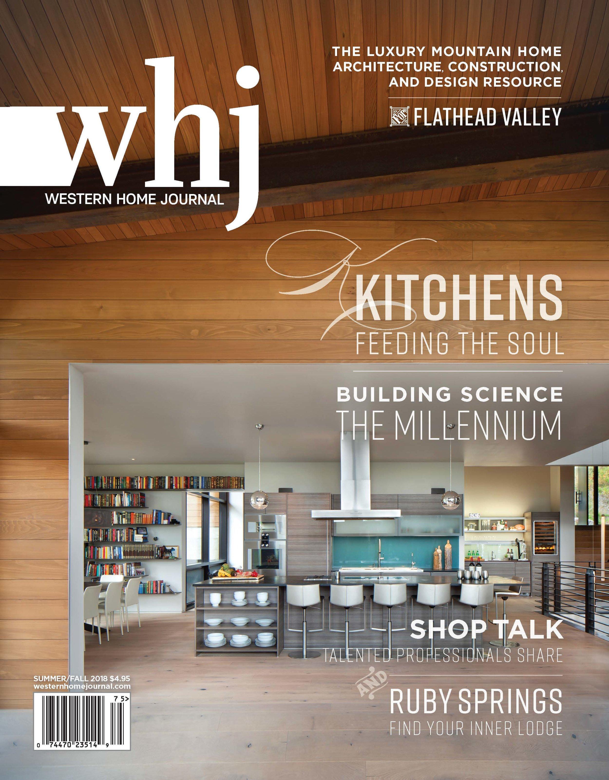 Western Home Journal Summer 2018