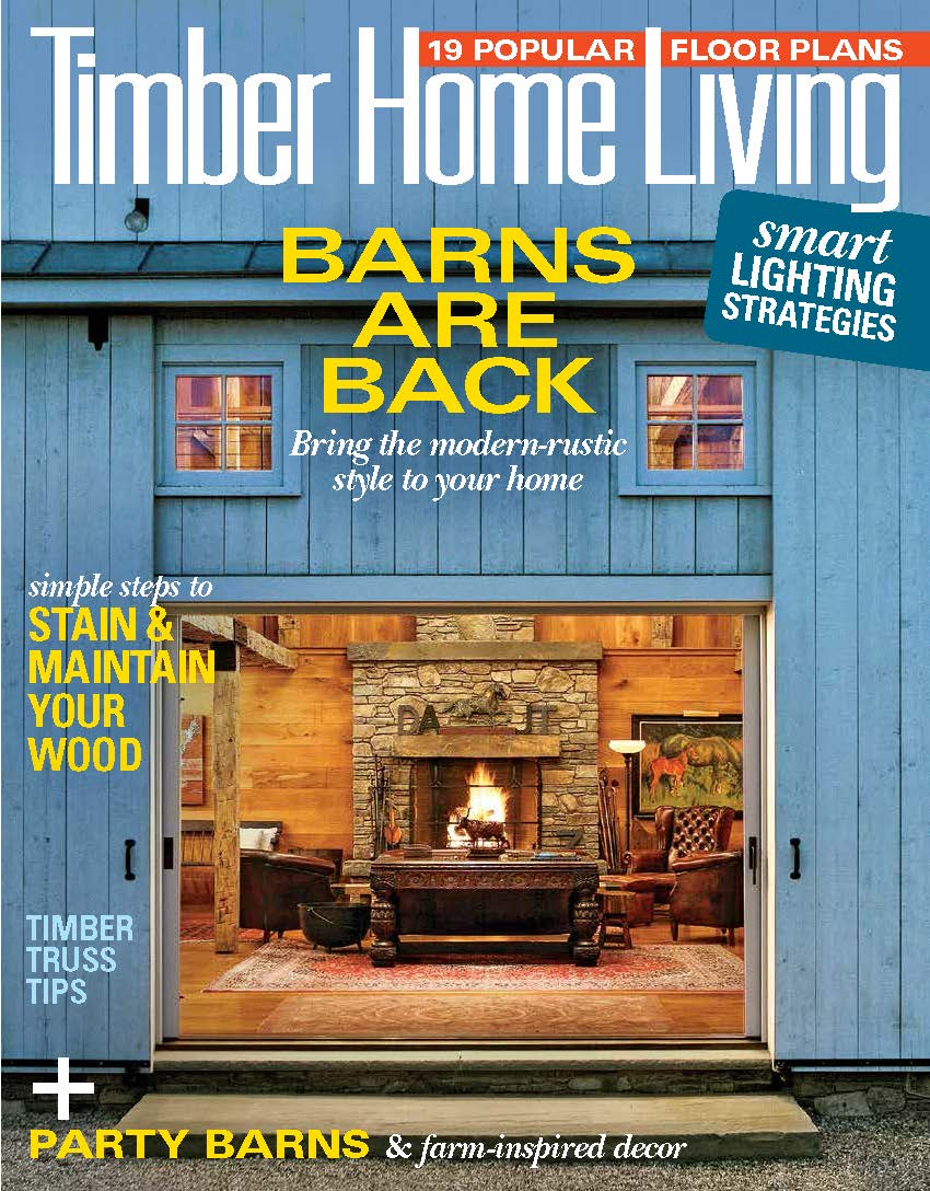 Timber Home Living October 2018