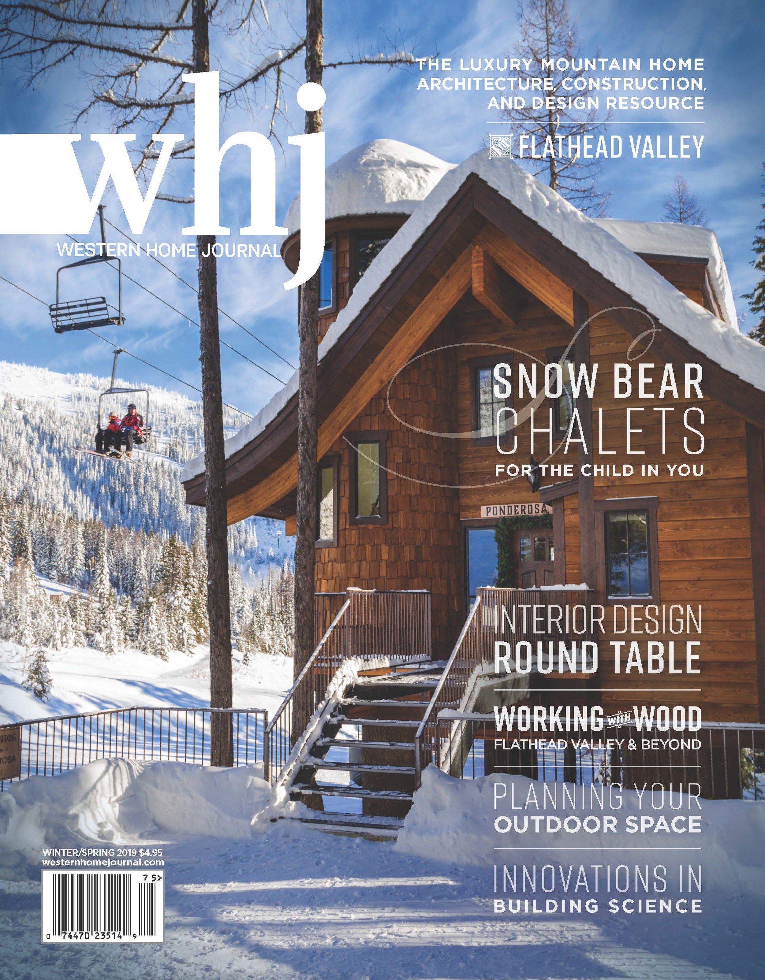 Western Home Journal 25 Year Anniversary