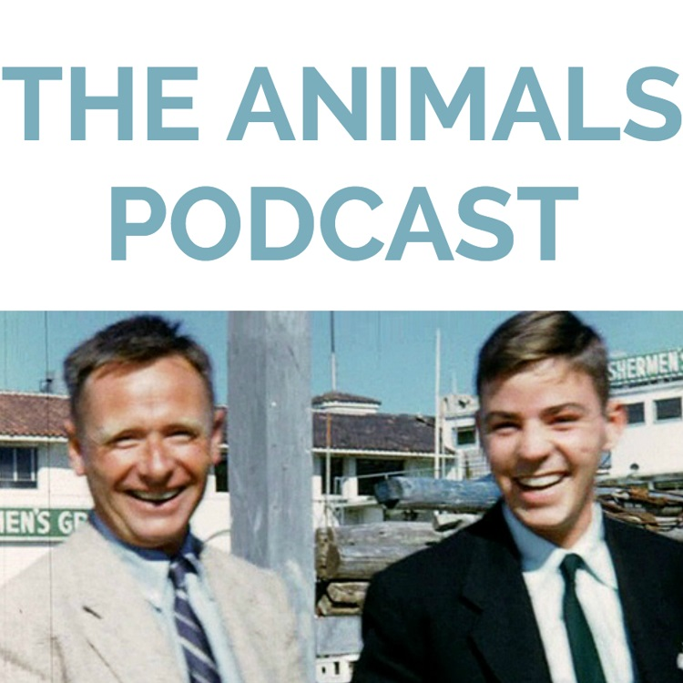 The Animals Podcast: Trailer - The true love story of a writer and a painter, openly gay in 1950s Hollywood. The Animals invite you into their secret world.