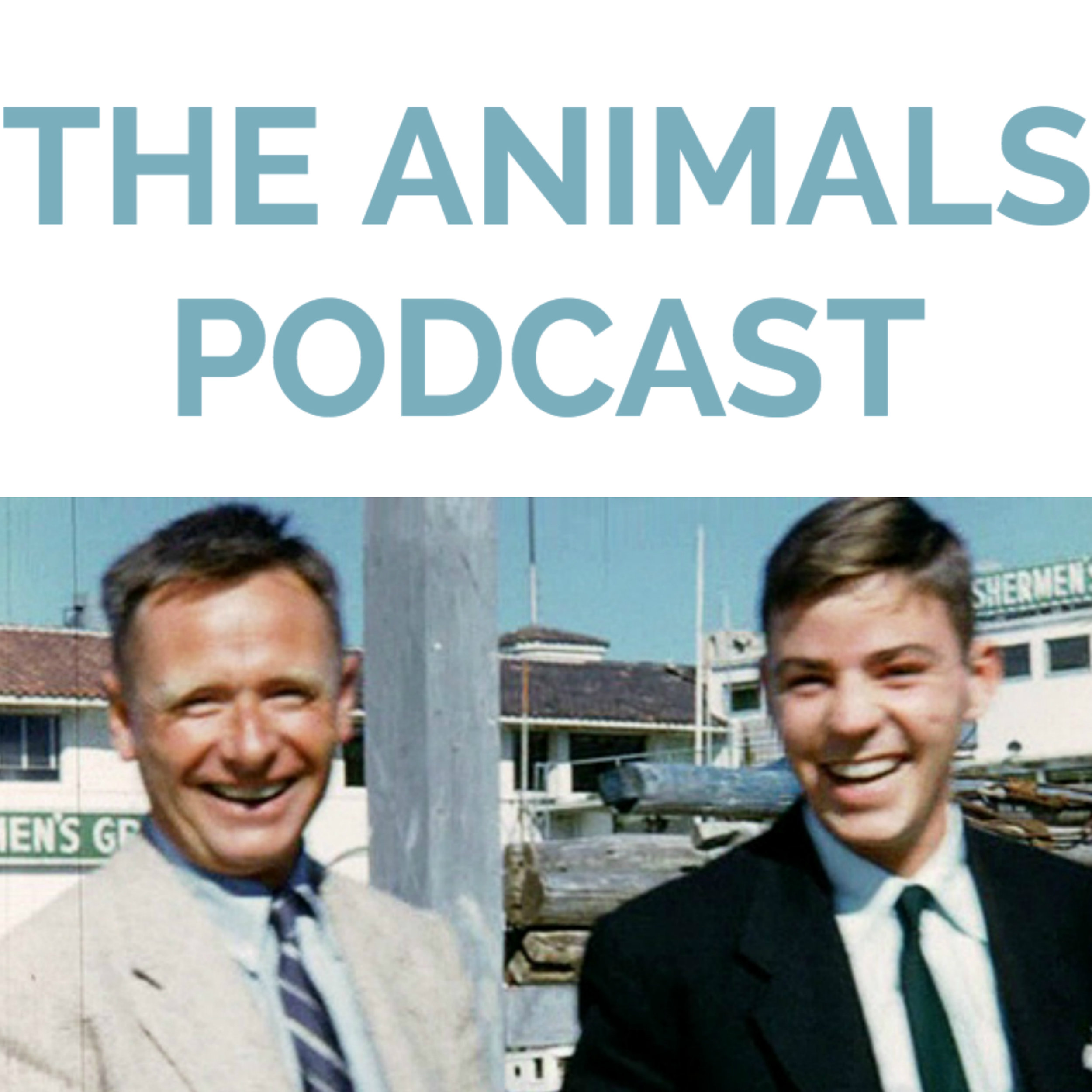 Episode One: Introduction to The Animals - After studying Christopher Isherwood for more than twenty years, Katherine Bucknell receives a package from Don Bachardy—stuffed with unpublished love letters. She ushers us back half a century into the private world of The Animals, Chris and Don, as they live, work, and travel, seldom apart, for seven years. When Don leaves their Santa Monica home to study at the Slade School of Fine Art in London, the separation is excruciating.
