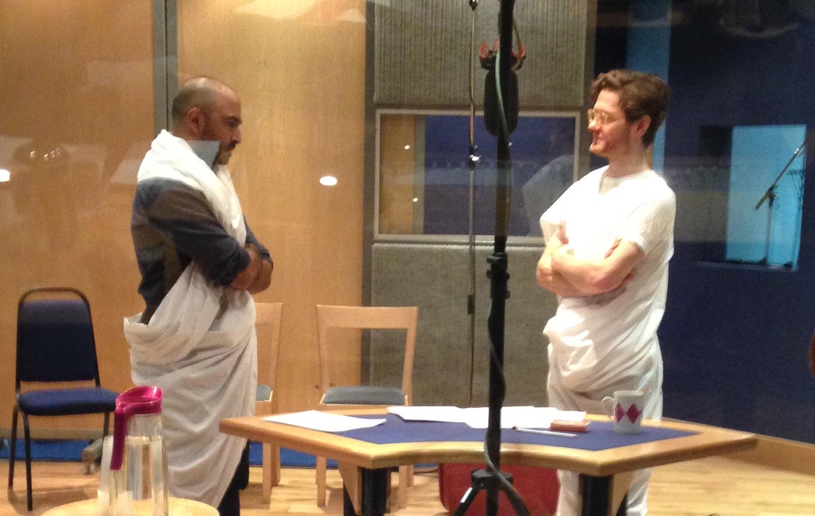Tibu Fortes and Kyle Soller.