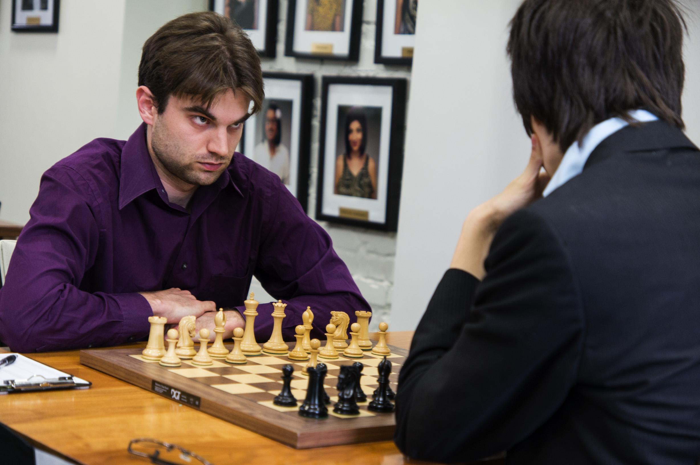Chess Grandmaster Sam Shankland -