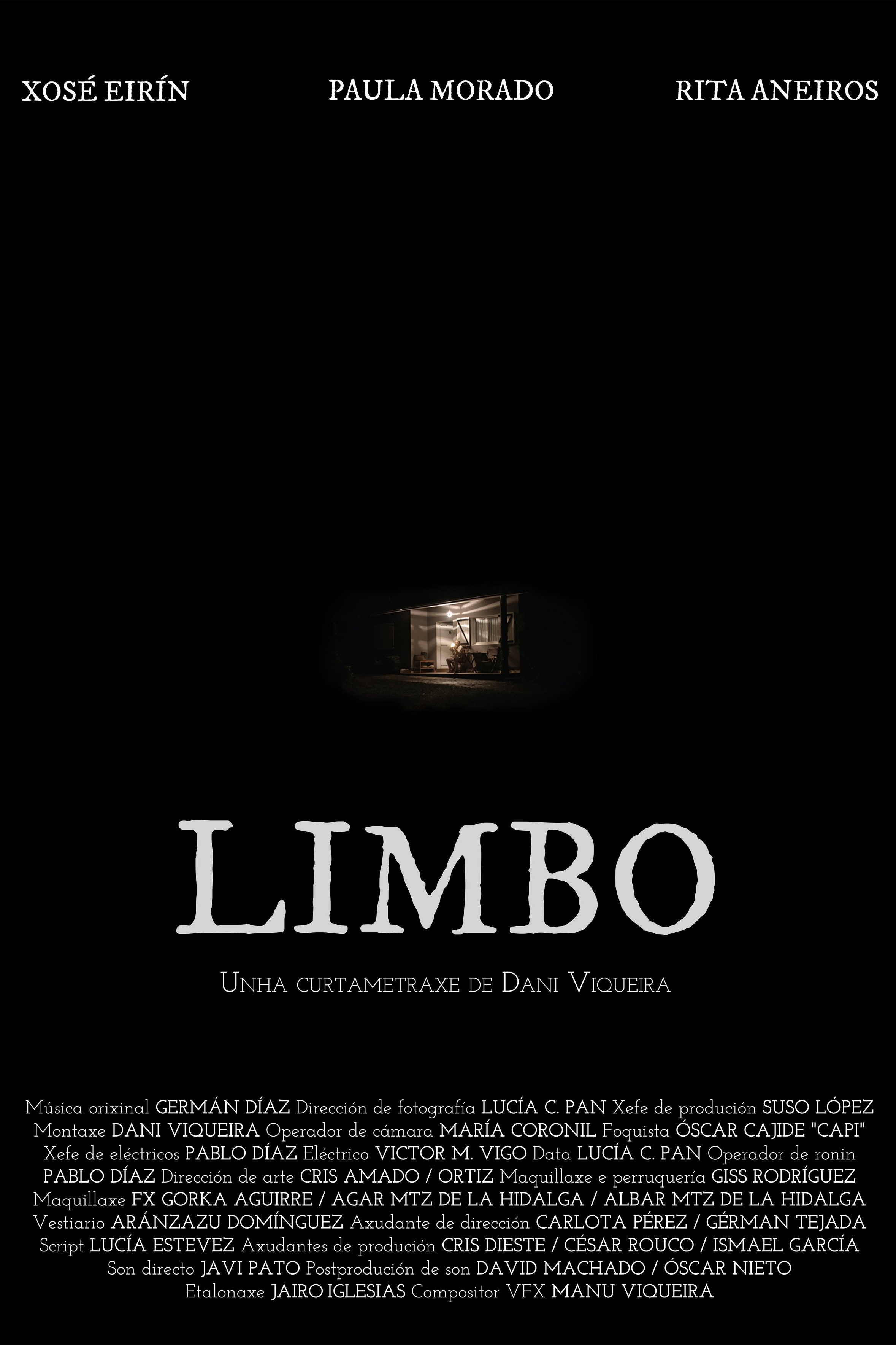 LIMBO   Daniel Viqueira