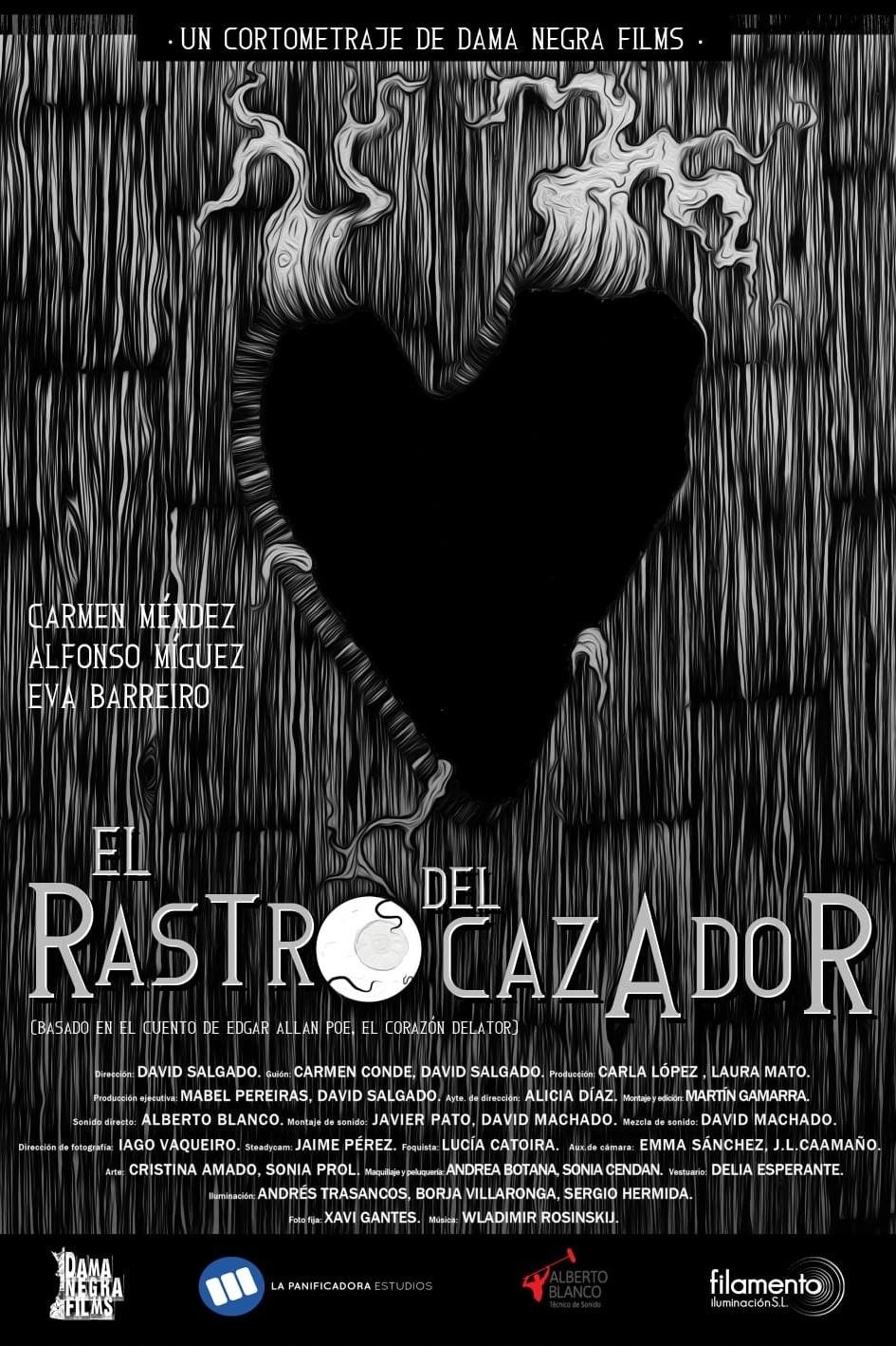 EL RASTRO DEL CAZADOR   David Salgado