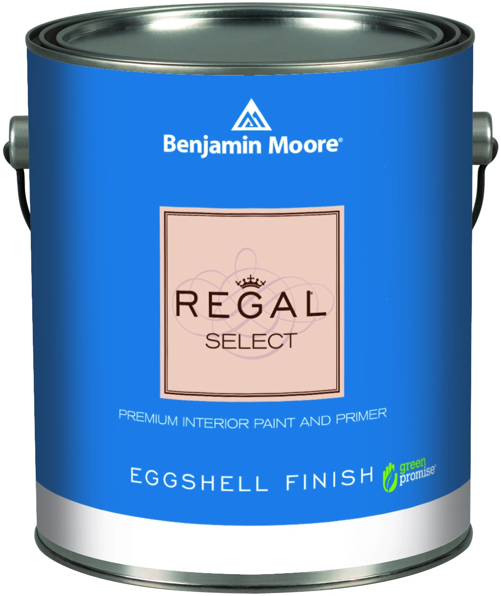 REGAL®SELECT WATERBORNE INTERIOR PAINT - REGAL Select offers the premium performance and smooth application you've come to expect from our classic paint, with the added benefits of cutting-edge new technologies. Thanks to our proprietary waterborne resins and zero VOC colourants, REGAL Select is both a paint and primer in one advanced formula.