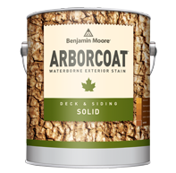 ARBORCOAT®PREMIUM EXTERIOR STAIN - ARBORCOAT stains offer superior protection while enhancing the texture and grain of wood surfaces.