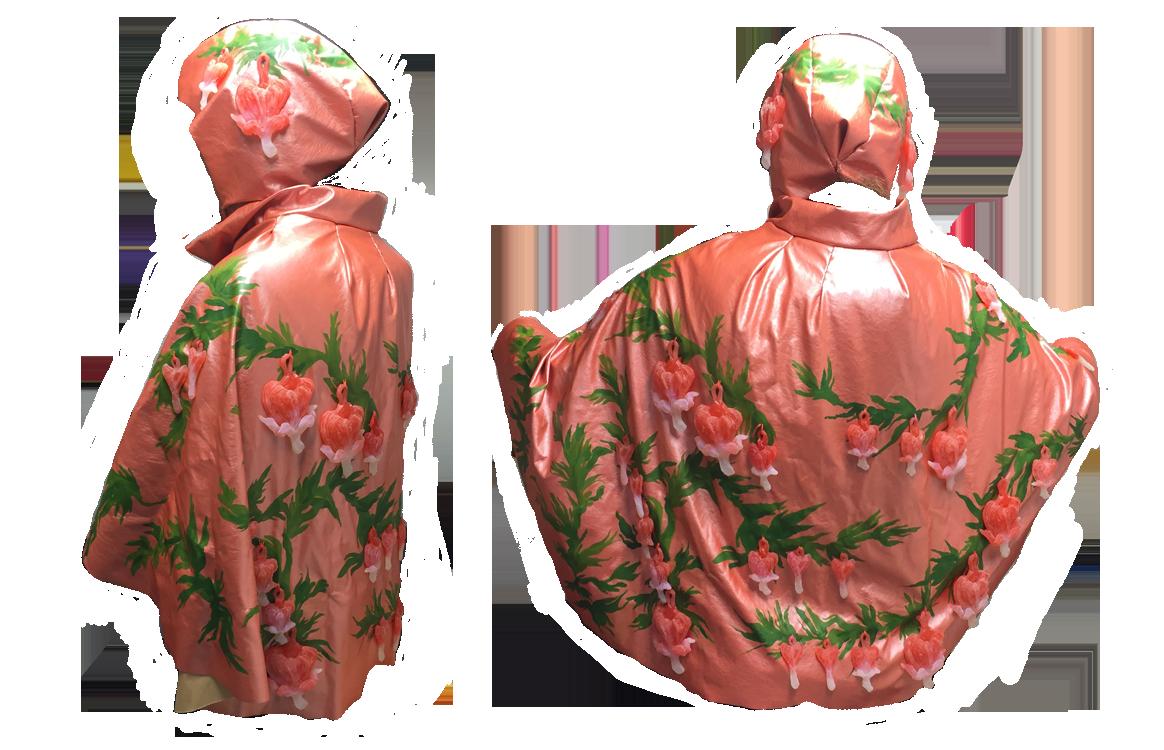 Bleeding Heart Costume
