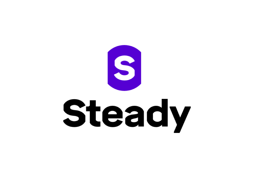 A consumer-facing financial empowerment platform that provides consumers, creditors, and businesses seeking an on-demand workforce with a data-driven solution, powered by sophisticated analytics and machine learning.  Steady  enables consumers to take control of their financial health with supplemental or full-time on-demand workforce opportunities that enable debt service and increased current income.