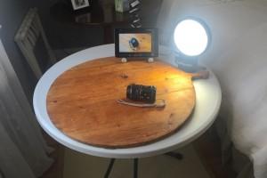 Controlling my E-M1 from my iPad Mini 3.