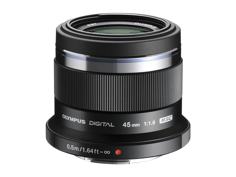 Olympus 45mm, f/1.8 [Olympus Image]