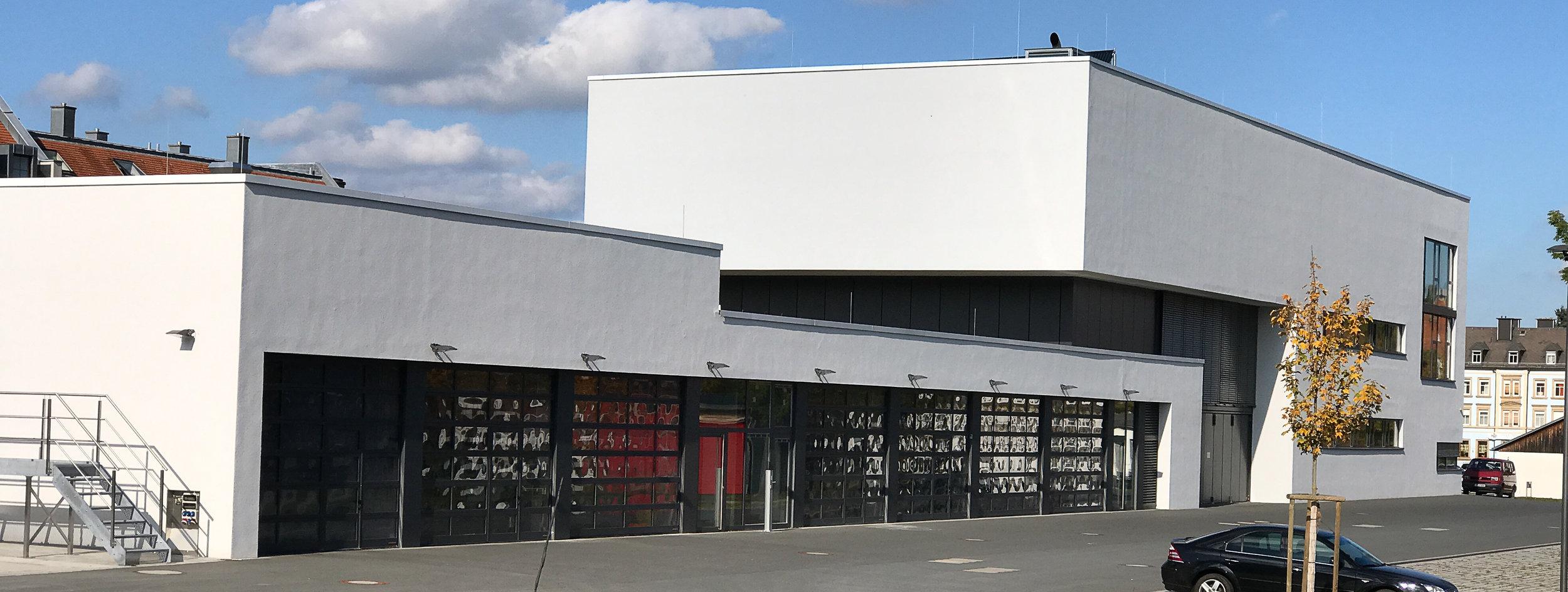 Bayreuth Training facility