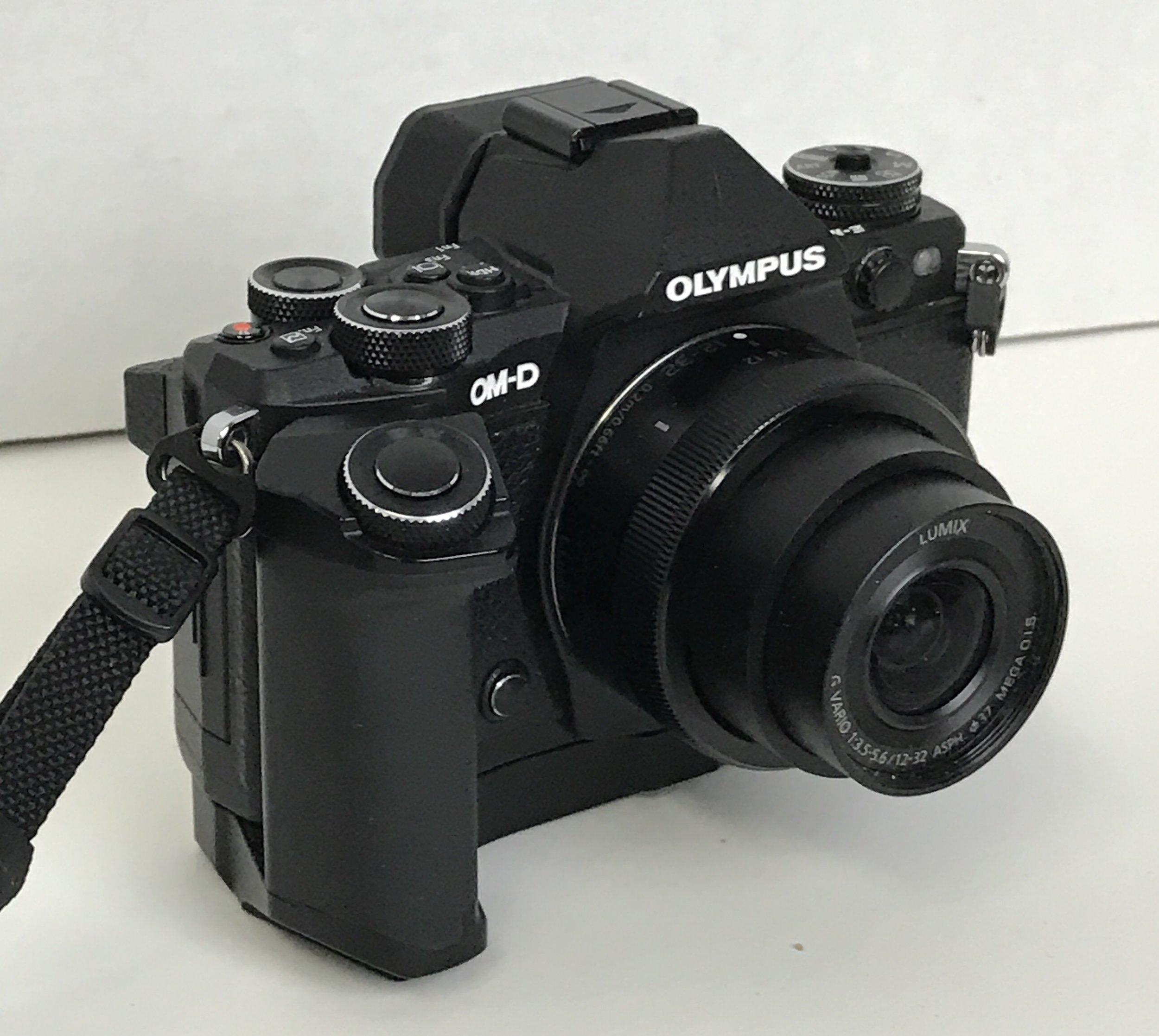 Olympus OM-D E-M5 Mark II with the Panasonic 12-32mm, f/3.5-5.6 lens.
