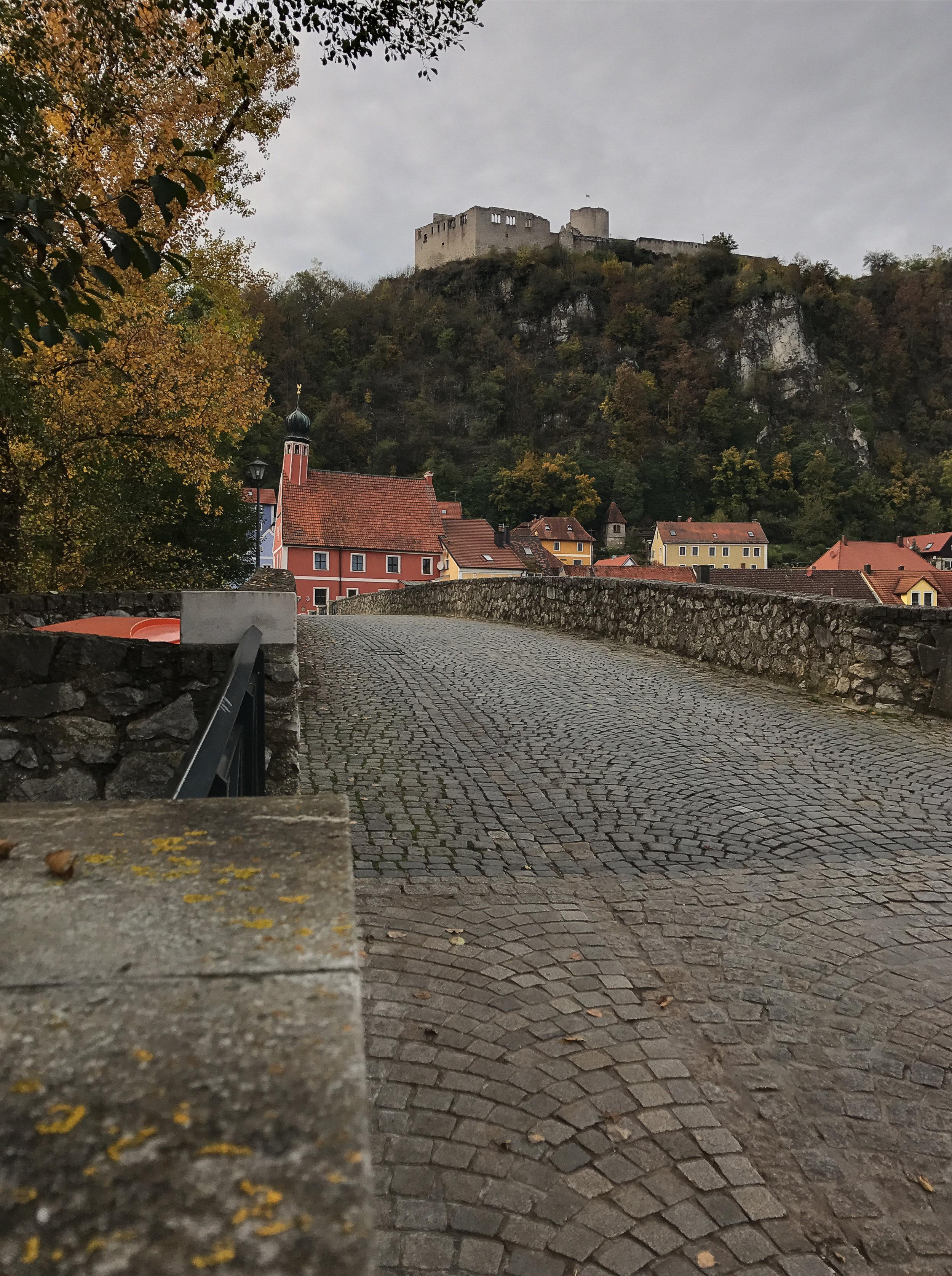 Kallmünz' Old Stone Bridge