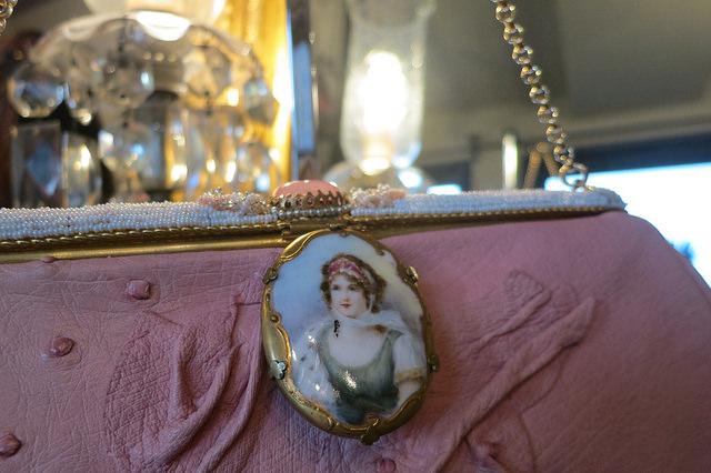 vintage brooch on handbag.jpg
