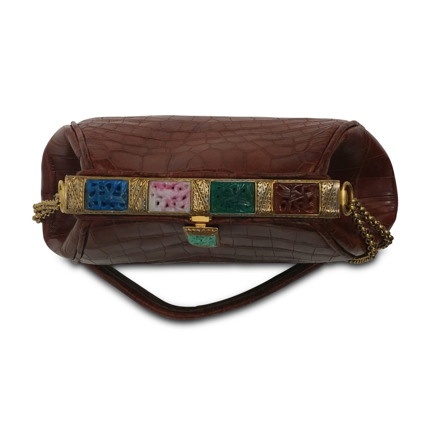 VINTAGE HANDBAG FRAMES - Select your favorite frame, bag material and color to create the only bag of its kind in the world.