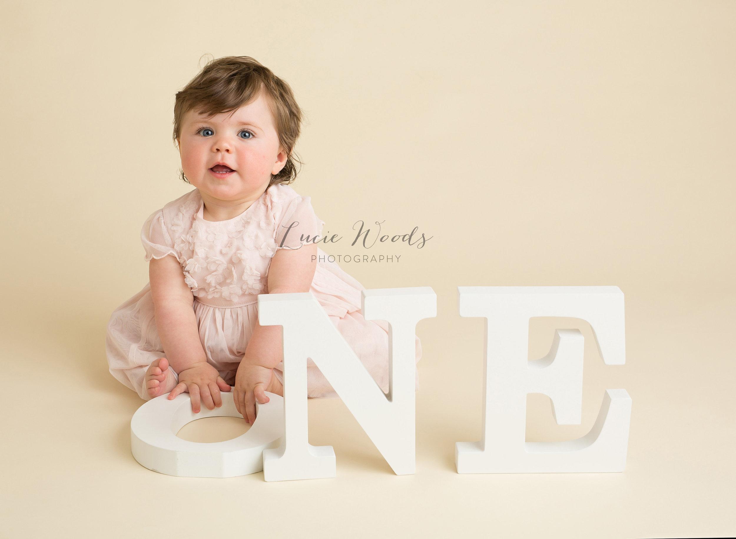 Newborn photographer baby photos photo Manchester Lancashire Rawtenstall Lucie Woods Photography cake smash milestones