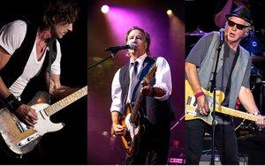 Rick Springfield, Greg Kihn, Tommy Tutone