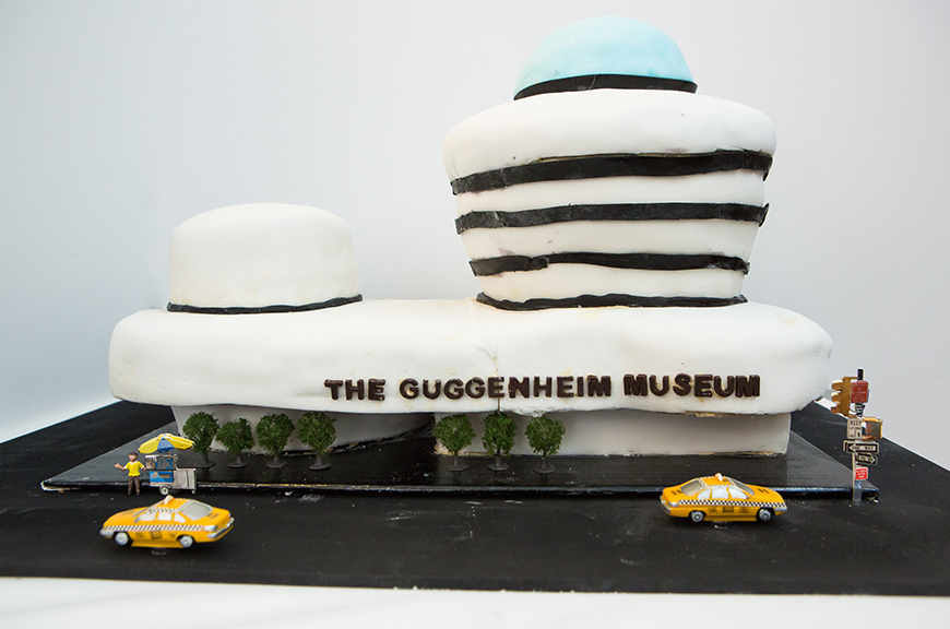 The Great Architectural Bake-Off