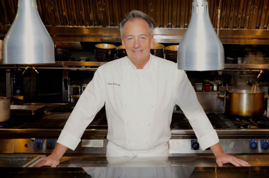 Black Barn's Chef John Doherty   Heavenly Harvest Fundraiser